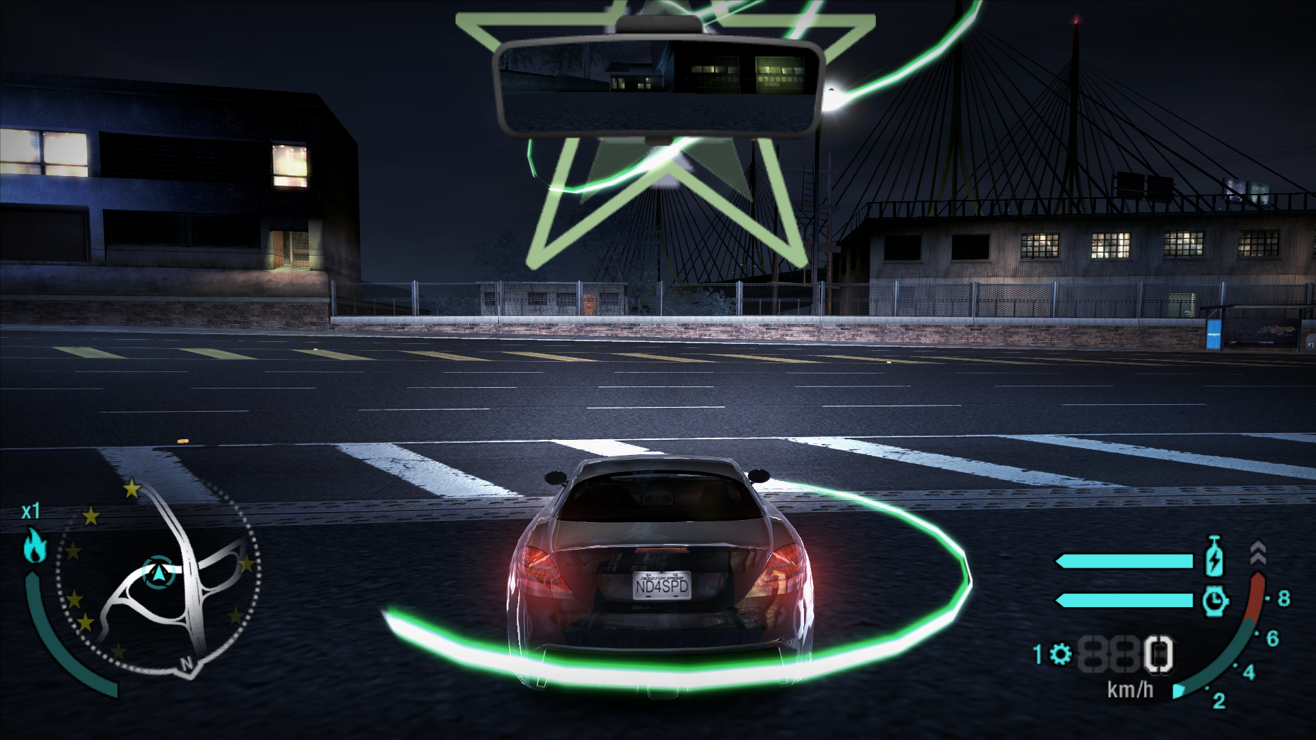 NFS - Need for Speed Carbon - RETextured mod