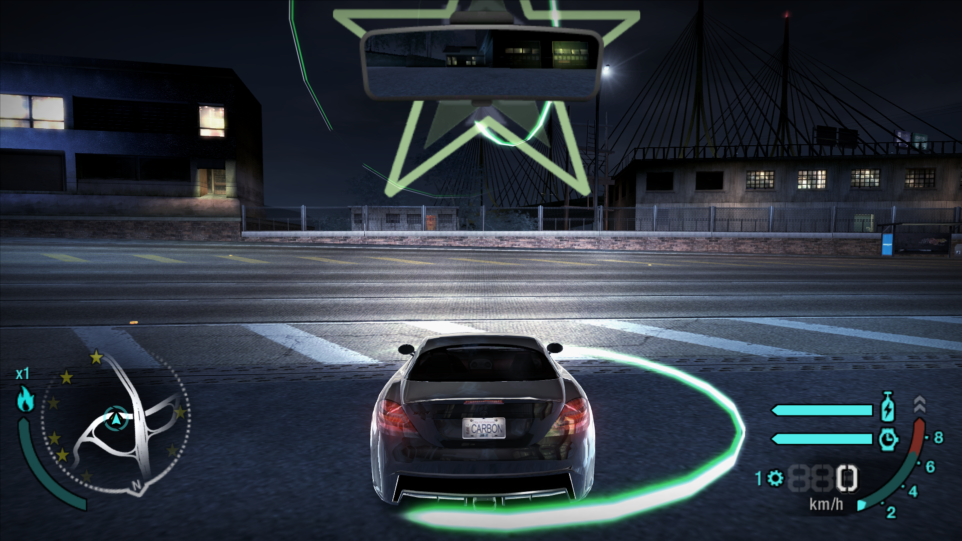 NFS - Need for Speed Carbon - mod Widescreen Fix
