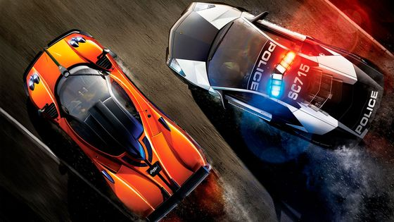 NFS - Need for Speed Hot Pursuit (2010) - Tapeta - Wallpaper