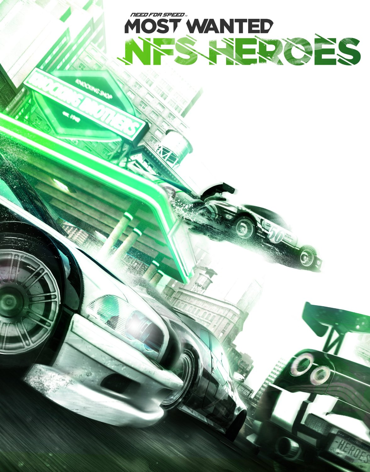 NFS - Need for Speed Most Wanted (2012) - Pakiet bohaterów NFS