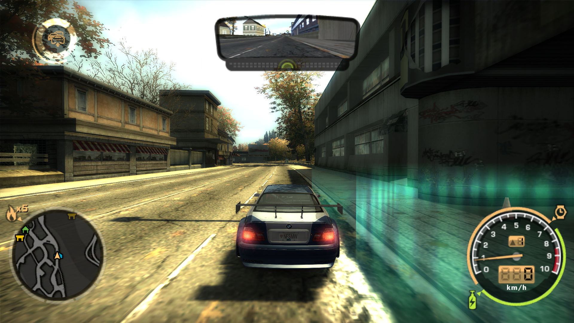 Need for Speed Most Wanted - NFS