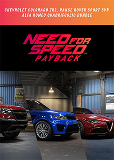 NFS - Need for Speed Payback - Pakiet superkonstrukcji Pontiac Firebird i Aston Martin DB5