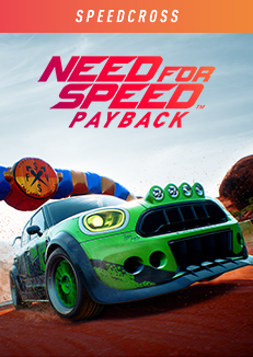 NFS - Need for Speed Payback - Speedcross
