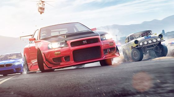 NFS - Need for Speed Payback - Tapeta - Wallpaper
