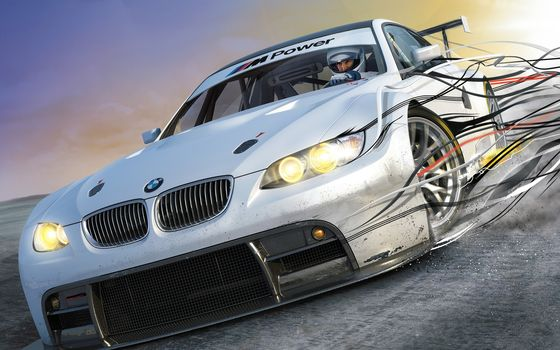 Need for Speed Shift - NFS - Tapeta - Wallpaper