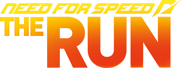 NFS - Need for Speed The Run logo