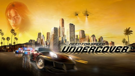 NFS - Need for Speed Undercover - Tapeta - Wallpaper