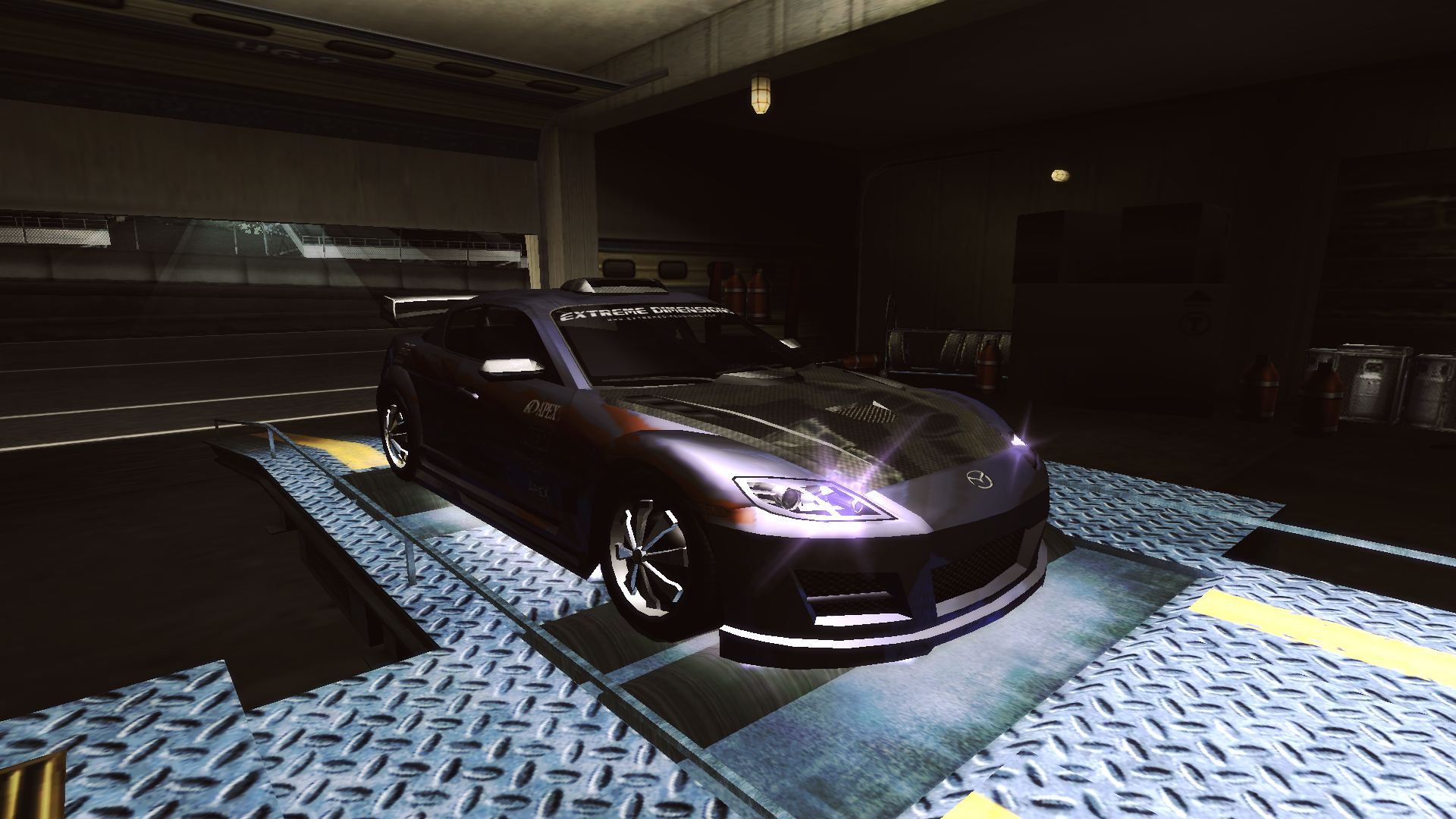 Dymo - NFS - Need for Speed Underground 2