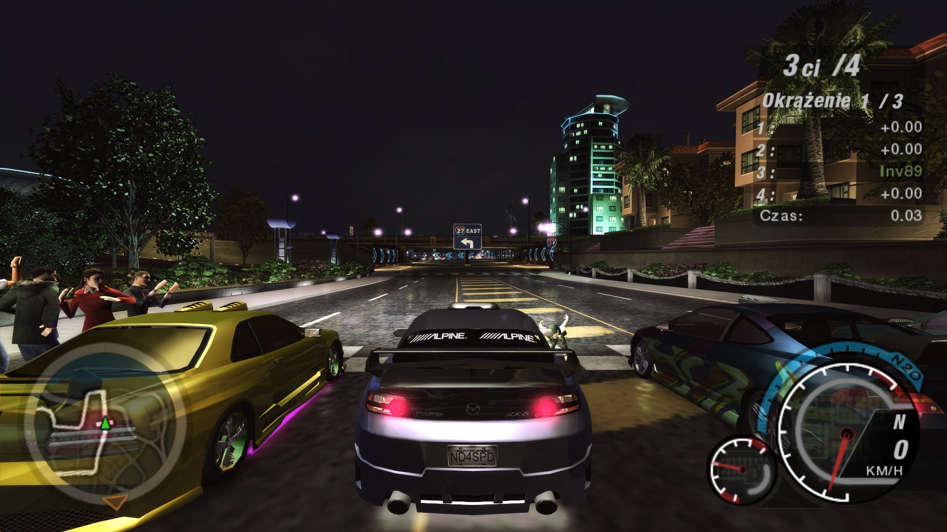 NFS - NFS - Need for Speed Underground 2 - HD Textures