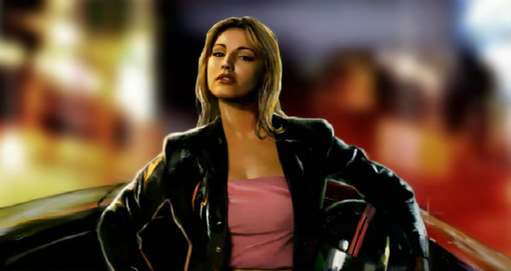 Nikki Morris - NFS - Need for Speed Underground 2