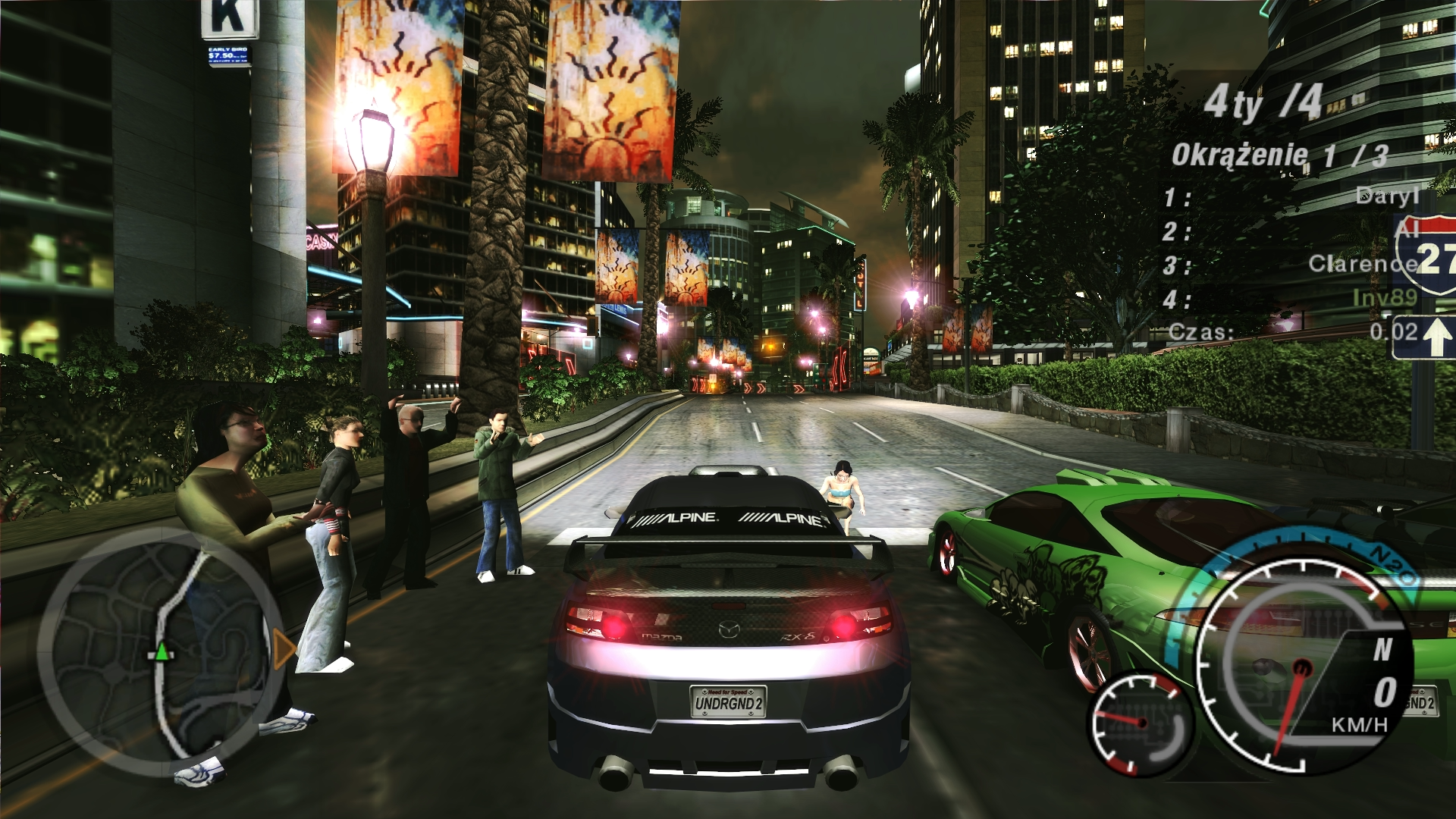 Need for Speed Underground 2 Widescreen Fix