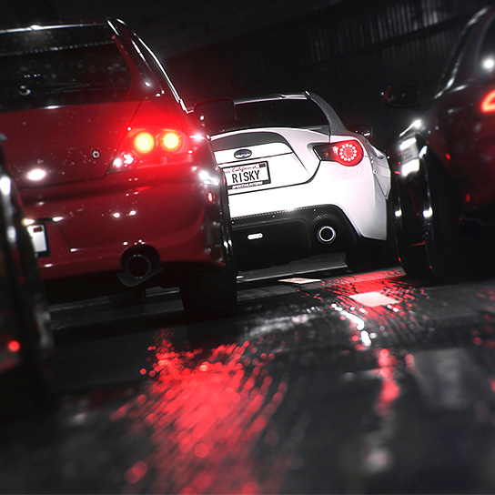 NFS - Need for Speed (2015) - Subaru BRZ