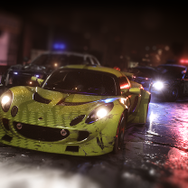 Ku szczytom rankingów - NFS - Need for Speed (2015)