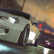 Potrójna korona - NFS - Need for Speed (2015)