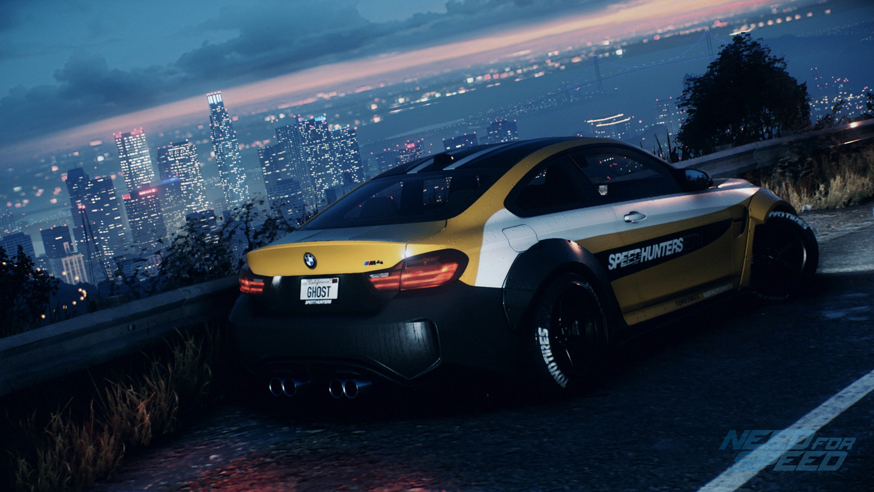 Tryb fotograficzny - NFS - Need for Speed