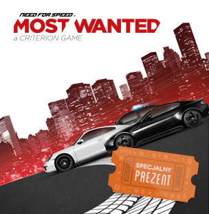 NFS - Need for Speed - Need for Speed Most Wanted za darmo