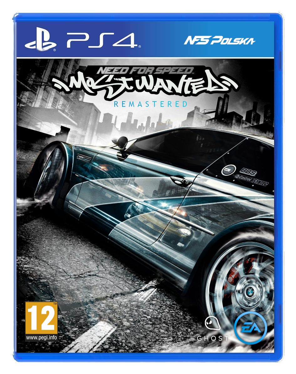 Need for Speed Most Wanted Remastered