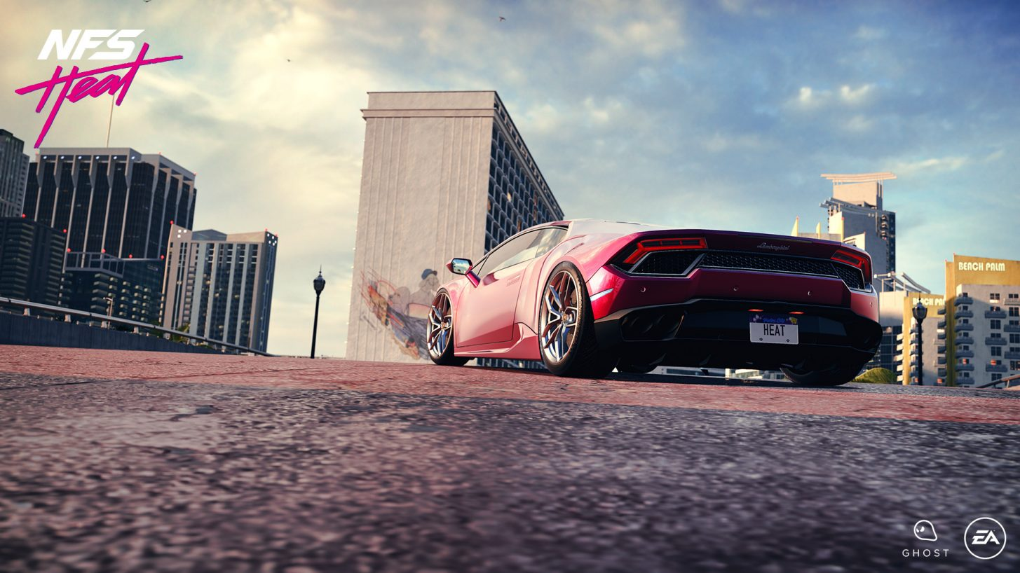 NFS - Need for Speed Heat - porady i tricki