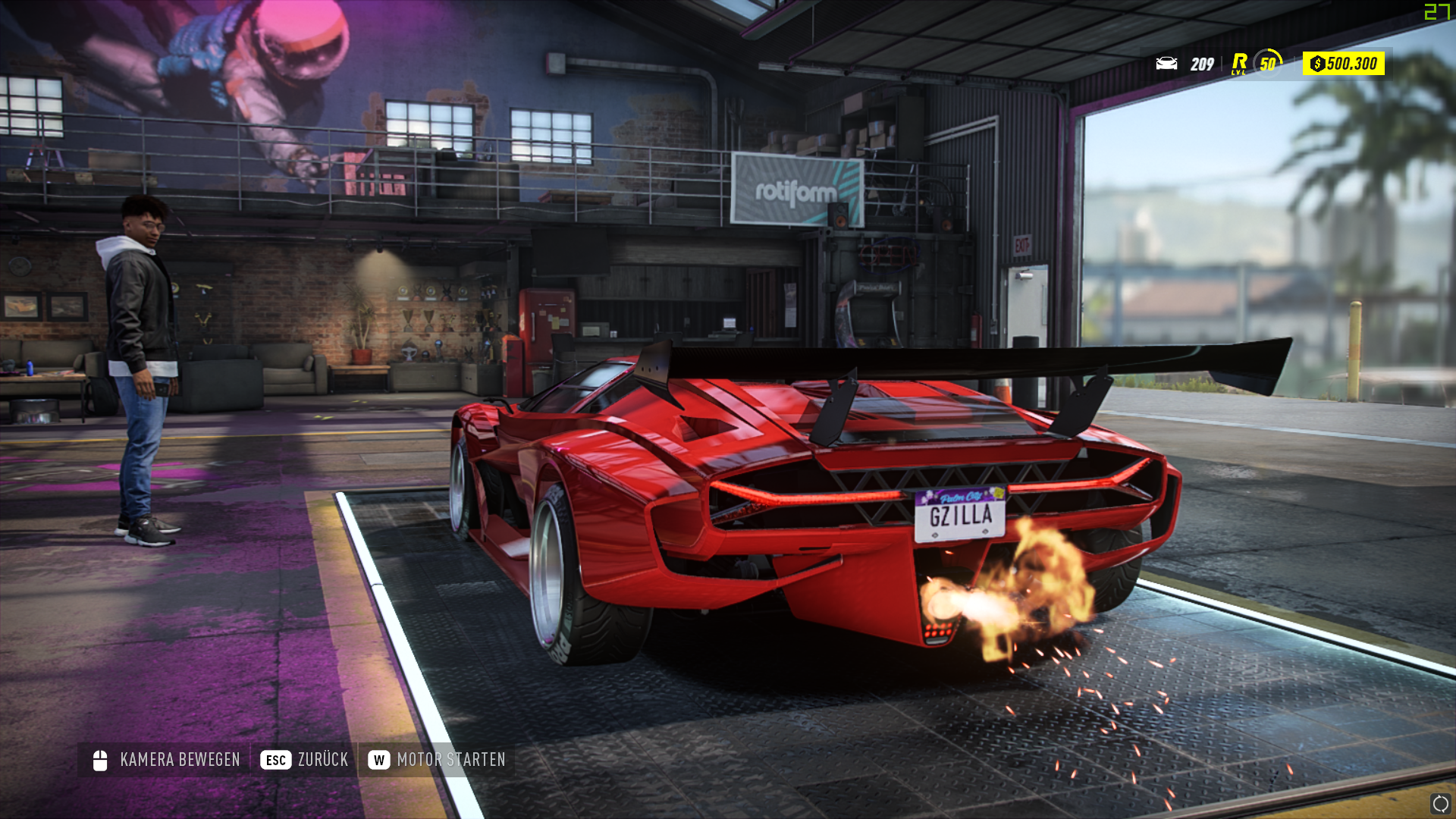 NFS - Need for Speed Heat - Lamborghini Countach
