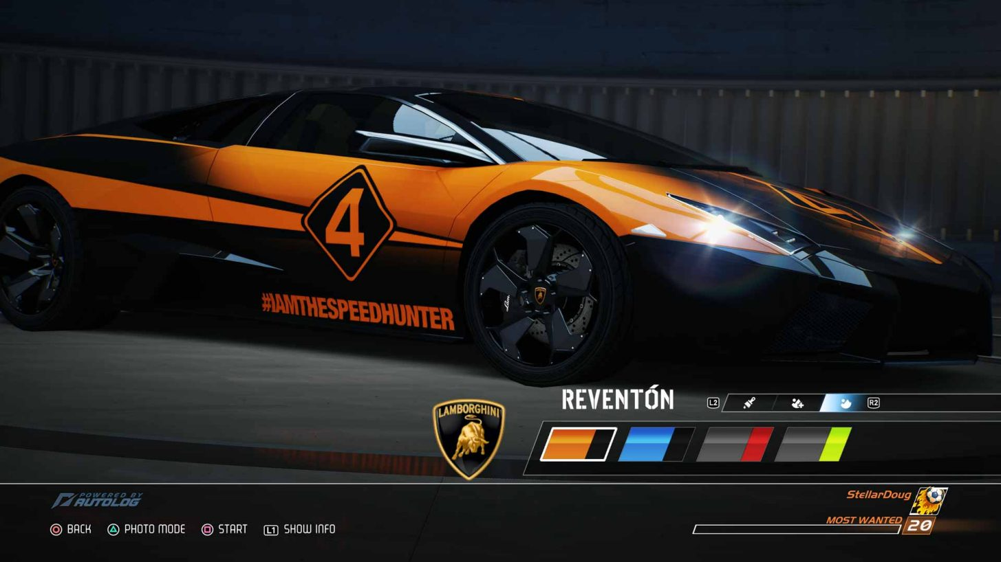 Need for Speed Hot Pursuit Remstered - update 2